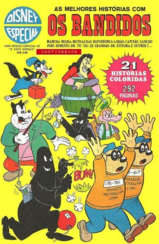Download de Revistas Disney Especial - 001 : Os Bandidos