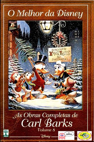 Download de Revista  As Obras Completas de Carl Barks - 08