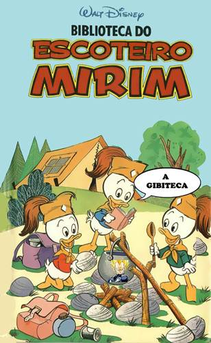 Download de Revistas Biblioteca do Escoteiro Mirim - 01