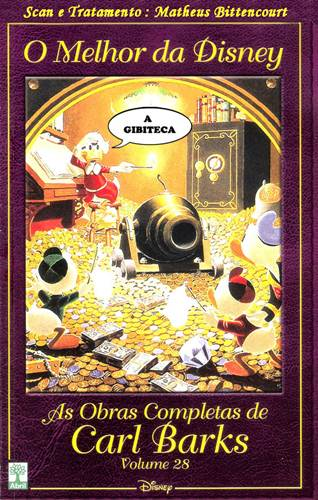 Download de Revista  As Obras Completas de Carl Barks - 28