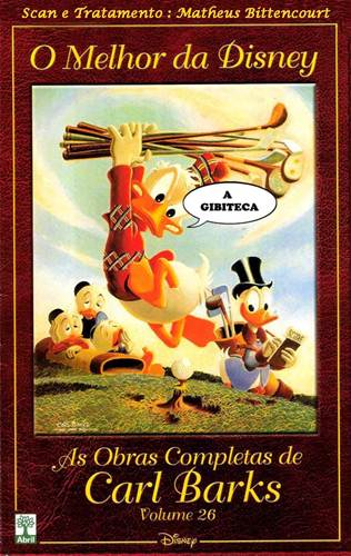 Download de Revista  As Obras Completas de Carl Barks - 26