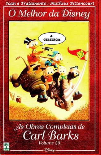Download de Revista  As Obras Completas de Carl Barks - 23
