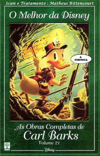Download de Revista  As Obras Completas de Carl Barks - 21