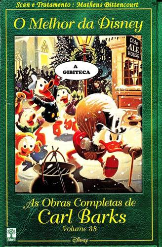 Download de Revista  As Obras Completas de Carl Barks - 38