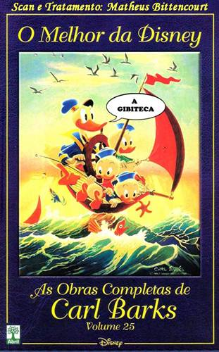 Download de Revistas As Obras Completas de Carl Barks - 25