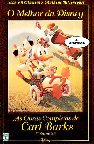 Download de Revistas As Obras Completas de Carl Barks - 35