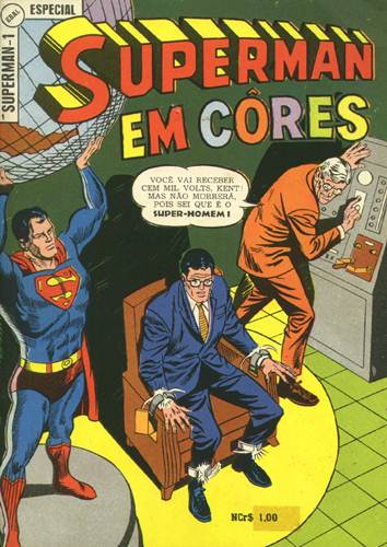Download de Revista  Superman (Especial em Cores) - 01