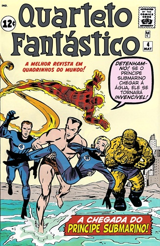 Download de Revista Quarteto Fantástico v1 004