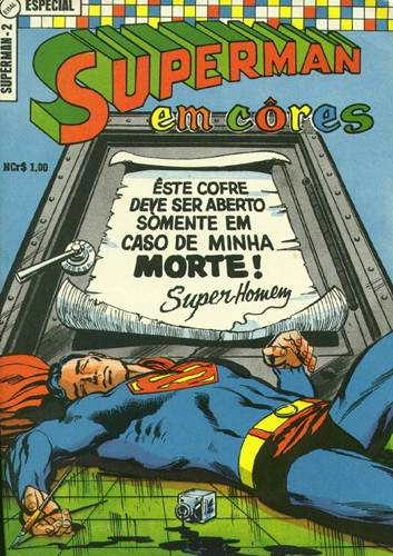 Download de Revista  Superman (Especial em Cores) - 02