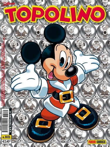 Download de Revista Topolino - 3031