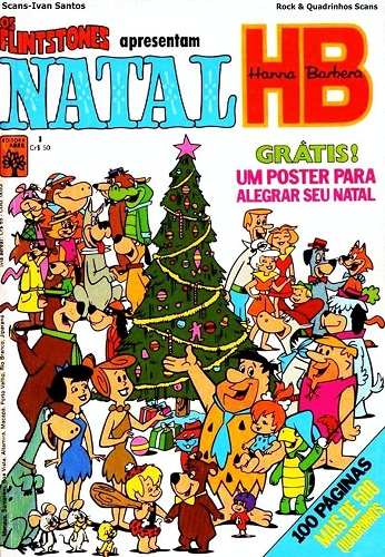 Download de Revista Natal Hanna-Barbera - 01
