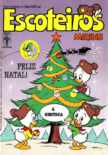 Download de Revista Escoteiros Mirins - 25