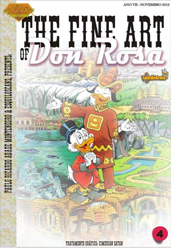 Download de Revista  The Fine Art of Don Rosa - 04