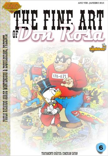 Download de Revista  The Fine Art of Don Rosa - 06
