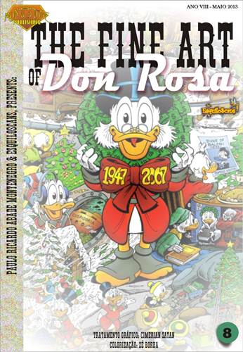 Download de Revista  The Fine Art of Don Rosa - 08