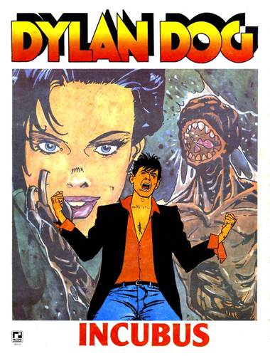 Download de Revista  Dylan Dog Especial (Ed. Record) - Incubus
