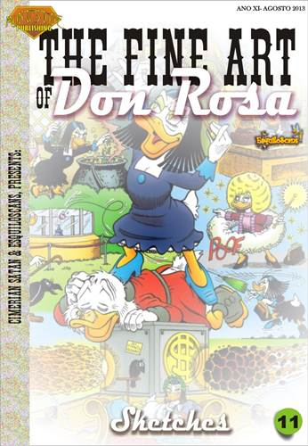 Download de Revista  The Fine Art of Don Rosa - 11