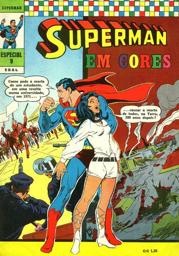 Download de Revista  Superman (Especial em Cores) - 09
