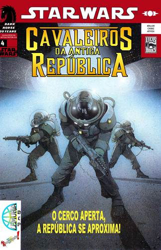 Download de Revista  Star Wars - Cavaleiros da Antiga República - 04 [Ano 3.964 ABY]