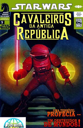 Download de Revista  Star Wars - Cavaleiros da Antiga República - 05 [Ano 3.964 ABY]