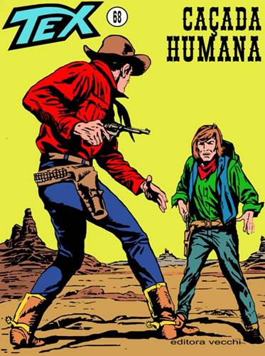 Download de Revista  Tex 068 - Caçada Humana