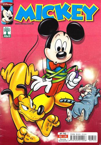 Download de Revista Mickey - 742