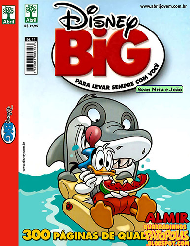 Download de Revista Disney Big - 011