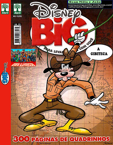 Download de Revista  Disney Big - 013
