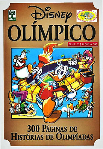 Download de Revista Disney Temático - 07 : Disney Olímpico