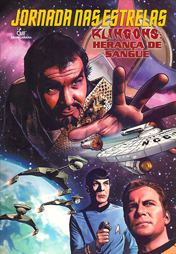 Download de Revista Star Trek (Ed. Devir) - Klingons - Herança de Sangue