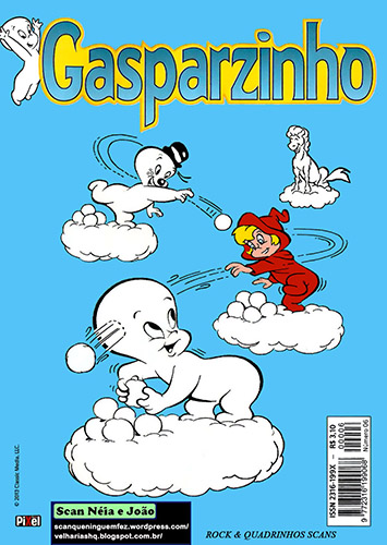Download de Revista Gasparzinho (Ed. Pixel) - 06