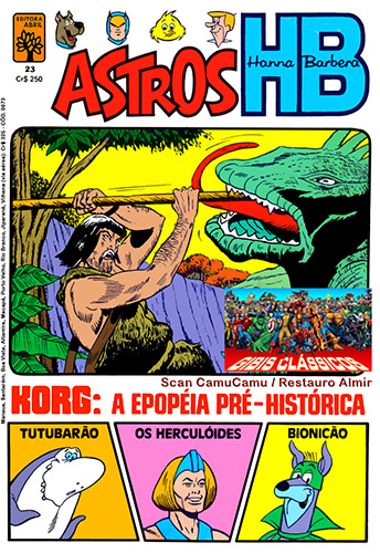 Download de Revista Astros HB - 23