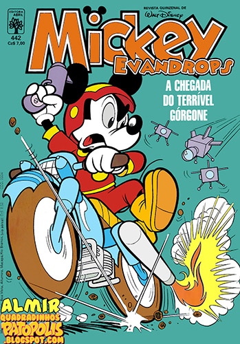 Download de Revista Mickey - 442