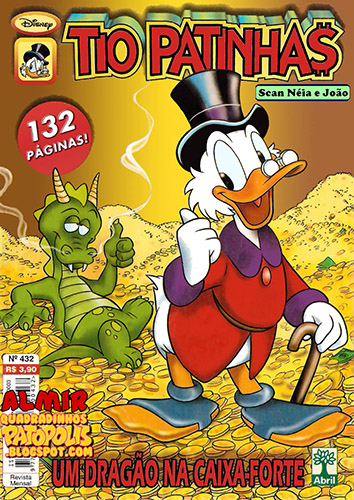Download de Revista Tio Patinhas - 432