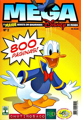 Download de Revista Mega Disney - 02