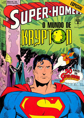 Download de Revista Super-Homem Especial (Ed. Abril) - 01