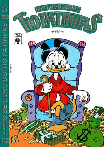 Download de Revista Anos de Ouro do Tio Patinhas - 03