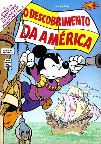 Download de Revista Descobrimento da América