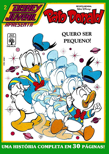 Download de Revista Disney Juvenil - 02