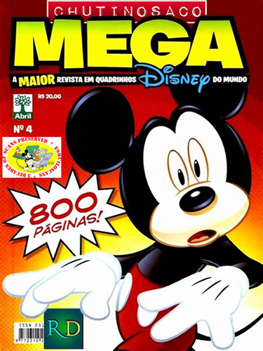 Download de Revista Mega Disney - 04