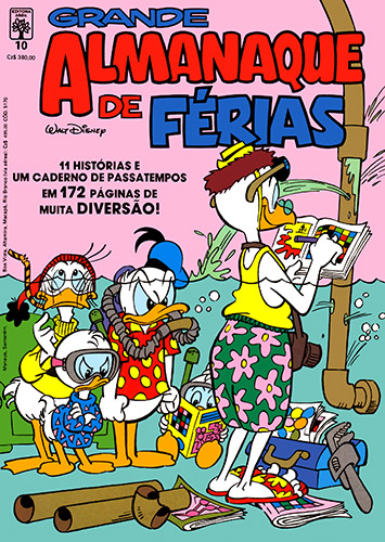 Download de Revista  Grande Almanaque - 10 : Férias