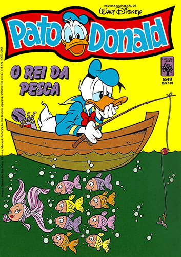 Download de Revista Pato Donald - 1648