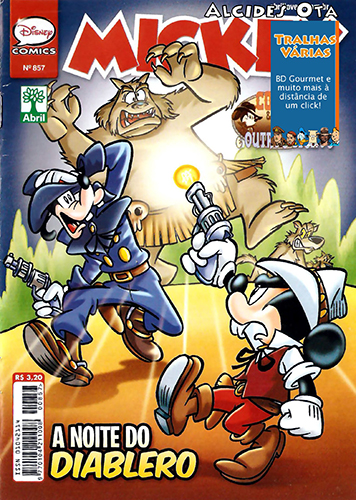 Download de Revista Mickey - 857