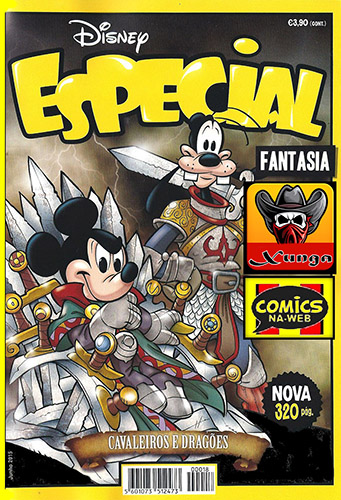 Download de Revista Disney Especial (PT) - 018 : Fantasia