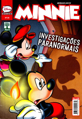Download de Revista Minnie (série 2) - 29