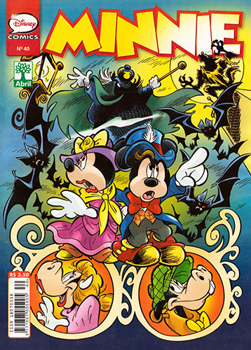Download de Revista Minnie (série 2) - 40