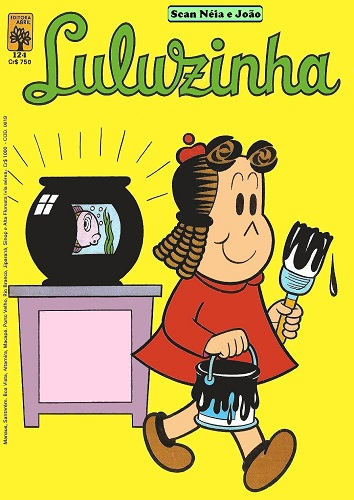 Download de Revista  Luluzinha - 124