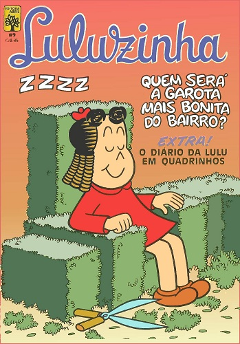 Download de Revista  Luluzinha - 089