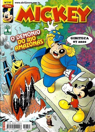 Download de Revista Mickey - 797