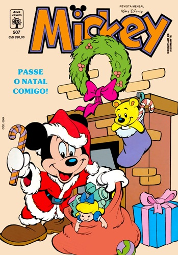 Download de Revista Mickey - 507